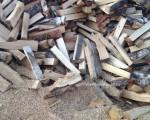 Пршла береза на дрова